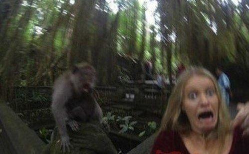 Çılgın Selfie'ler sosyal medyayı salladı! - Page 5