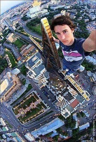 Çılgın Selfie'ler sosyal medyayı salladı! - Page 6