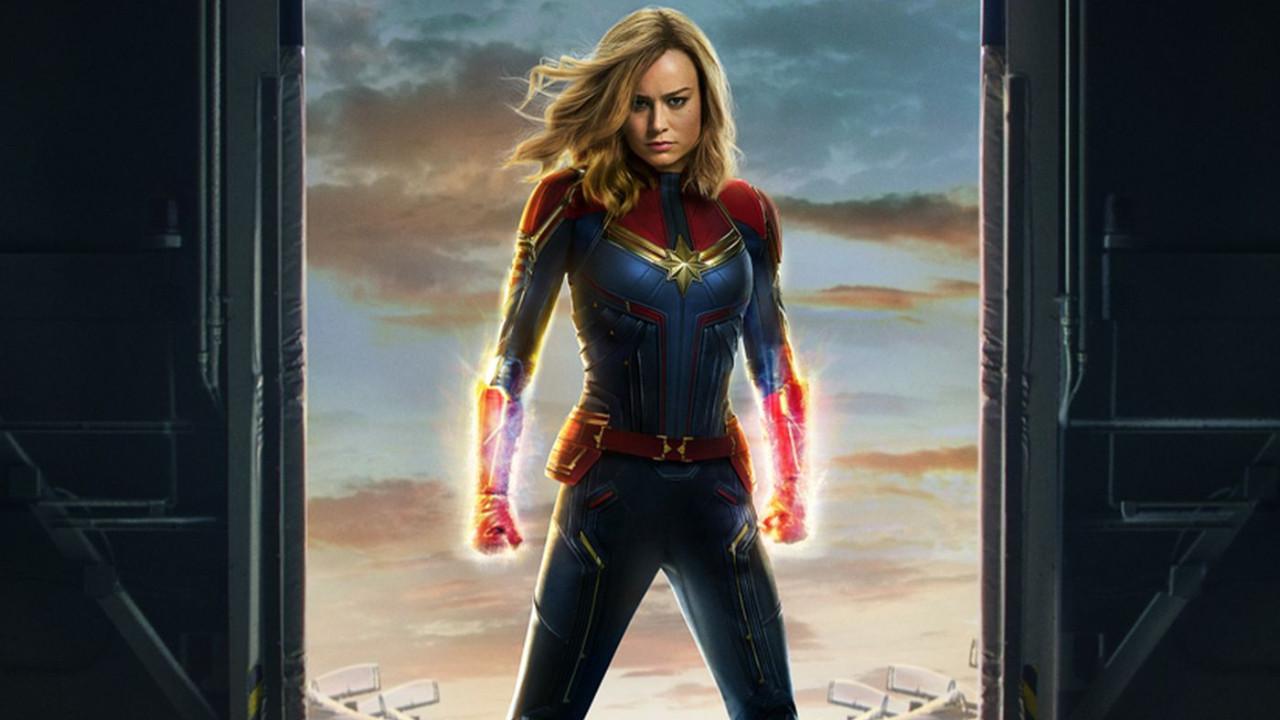 Captain Marvel'dan yeni fragman geldi!