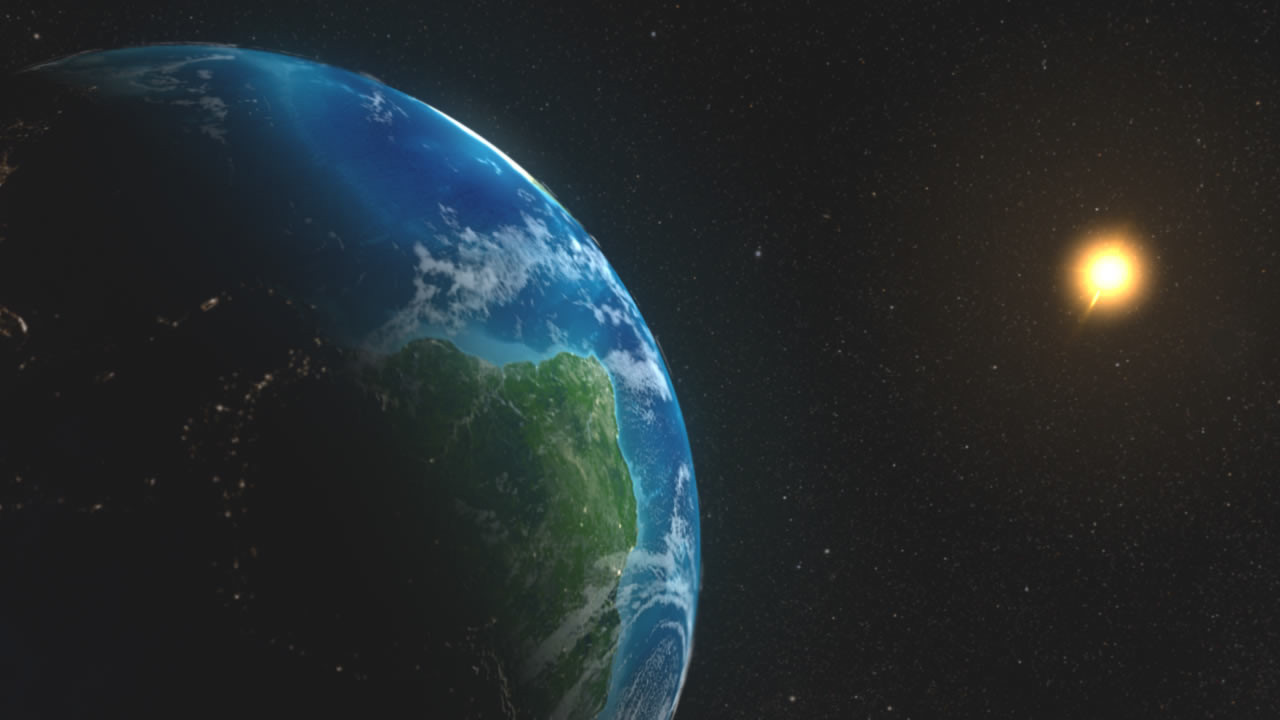 Dünya Güneş'e en yakın konuma geldi!