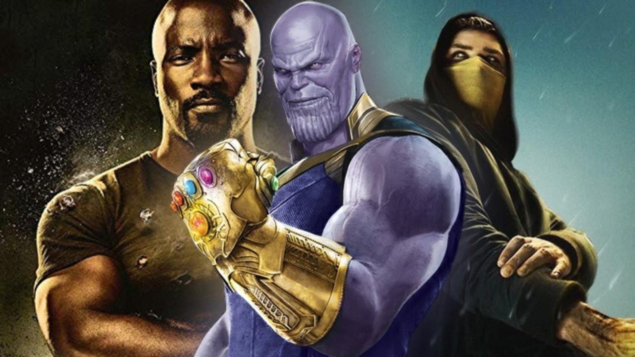 Avengers: Sonsuzluk Savaşı'nda Luke Cage'e ne oldu?