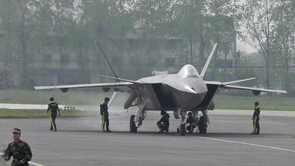 Çin'in sır gibi sakladığı hava aracı! - Page 4