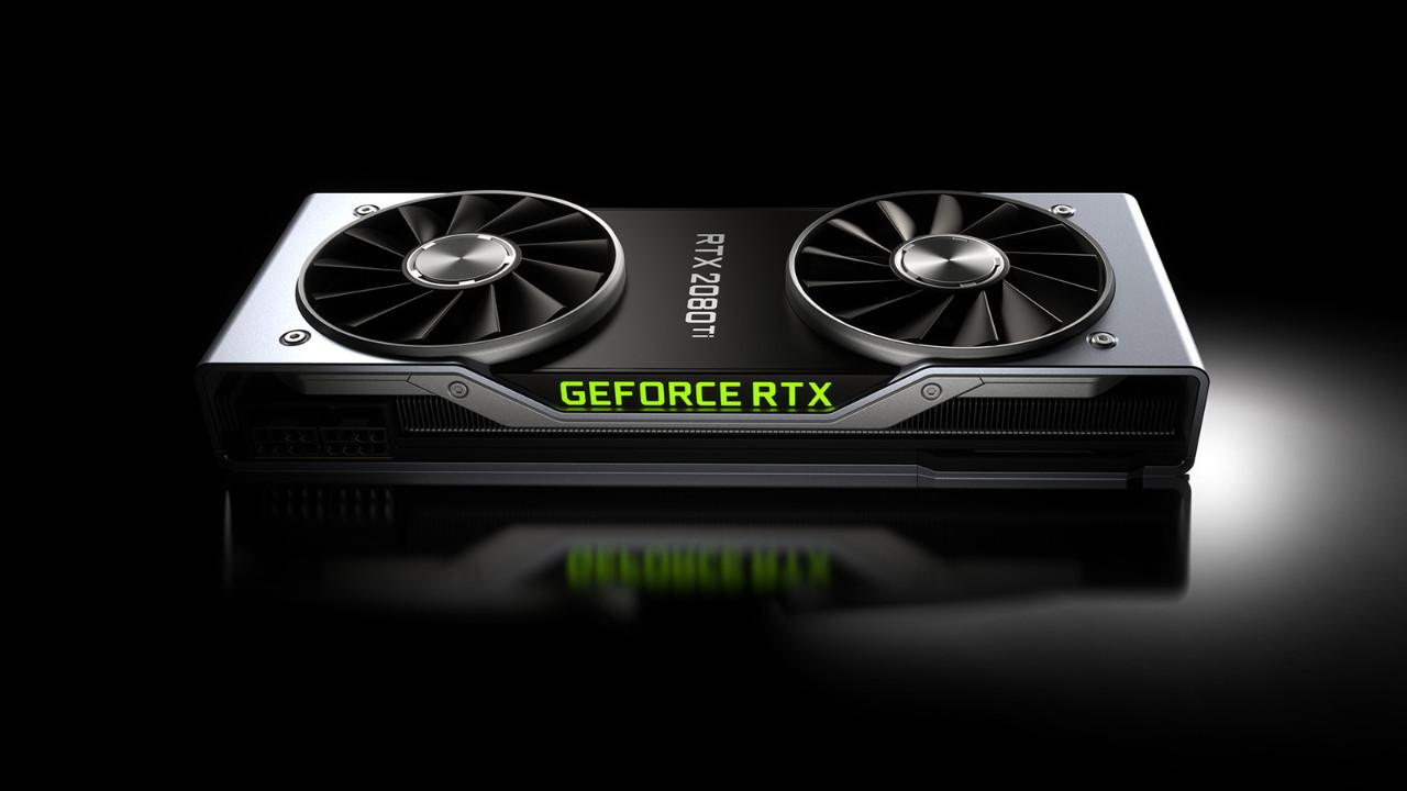 GeForce RTX 2060 serisi ekran kartları duyuruldu!