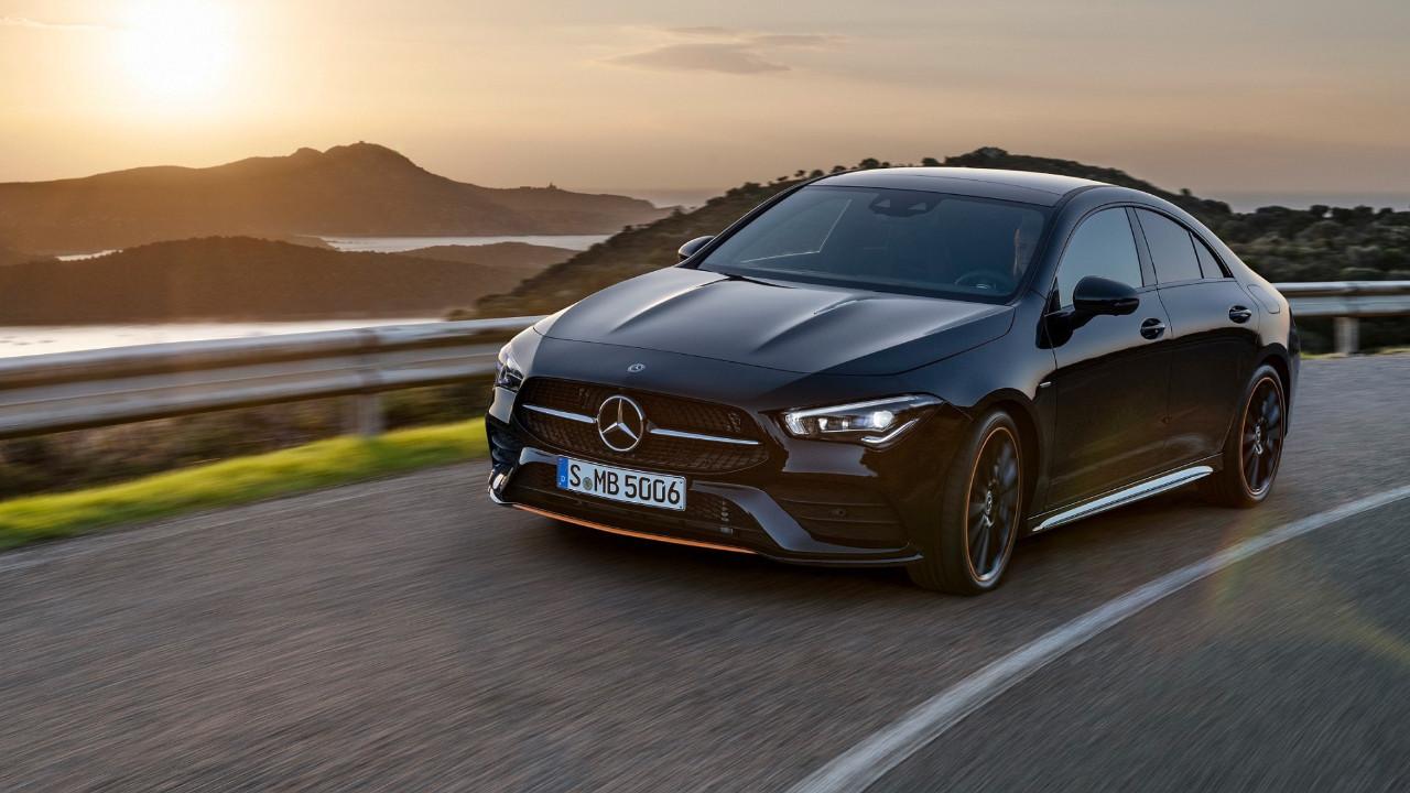 Mercedes-Benz yeni yıla CLA modelini tanıtarak girdi!