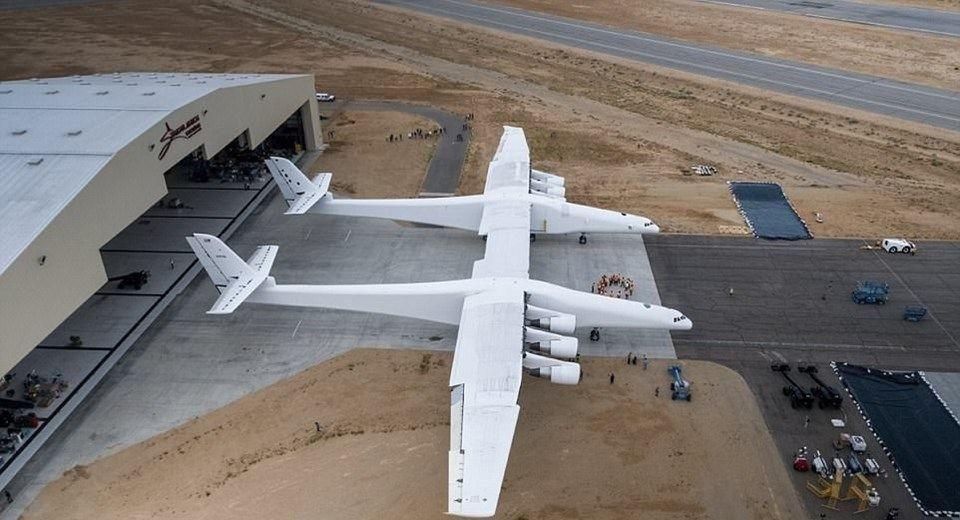Dünyanın en büyük uçağı havalanıyor! - Page 4