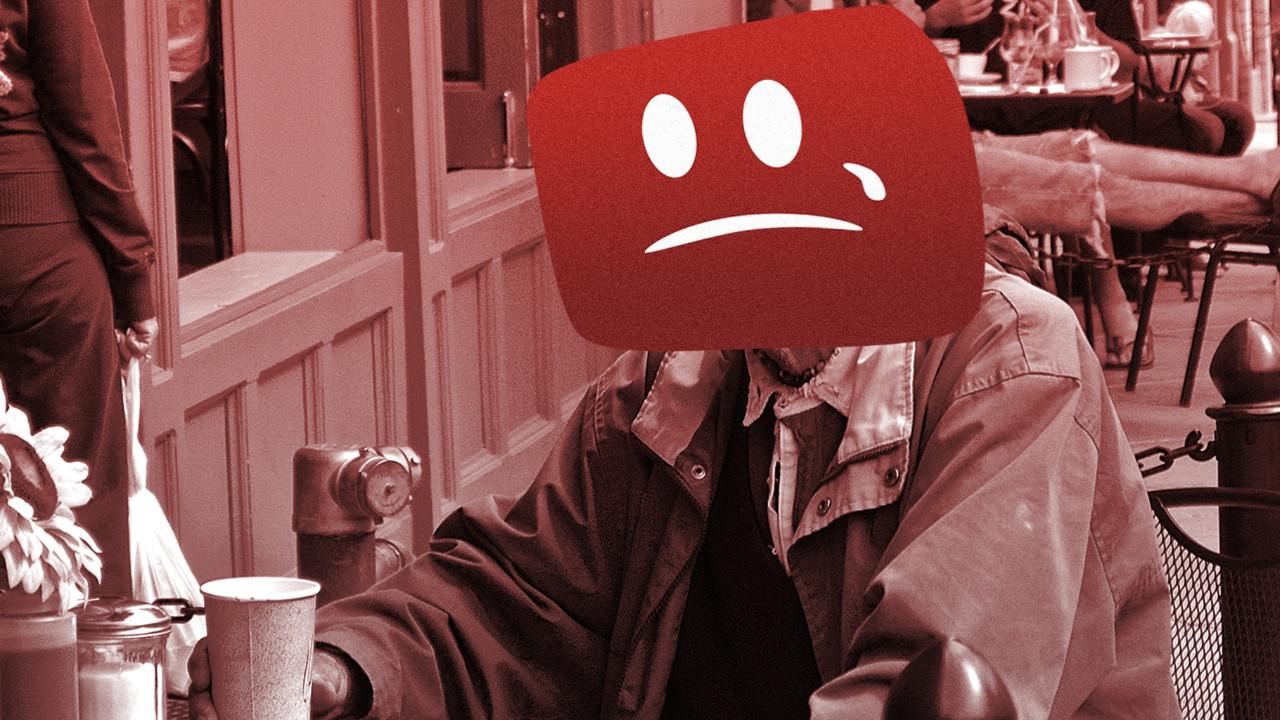 YouTube'tan kötü haber!
