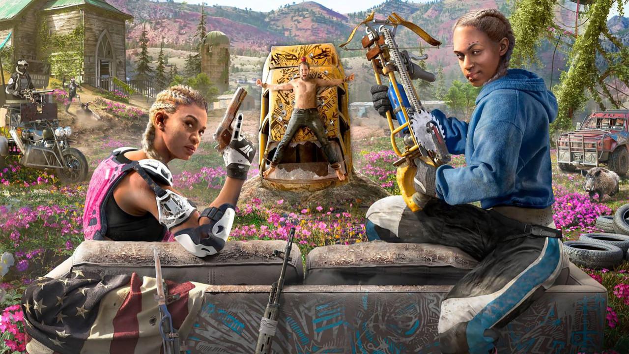 Far Cry 5 bedava! Bu fırsatı kaçırmayın!