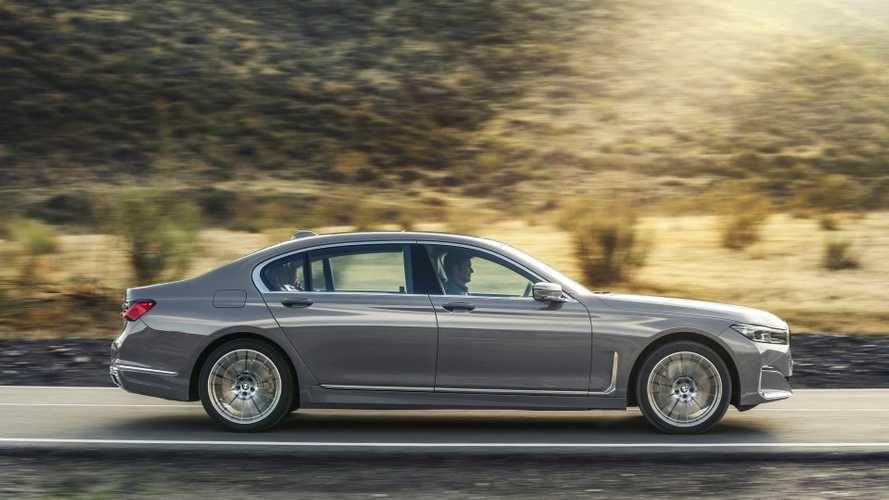 Yenilenen tasarımıyla 2019 BMW 7 Serisi! - Page 4