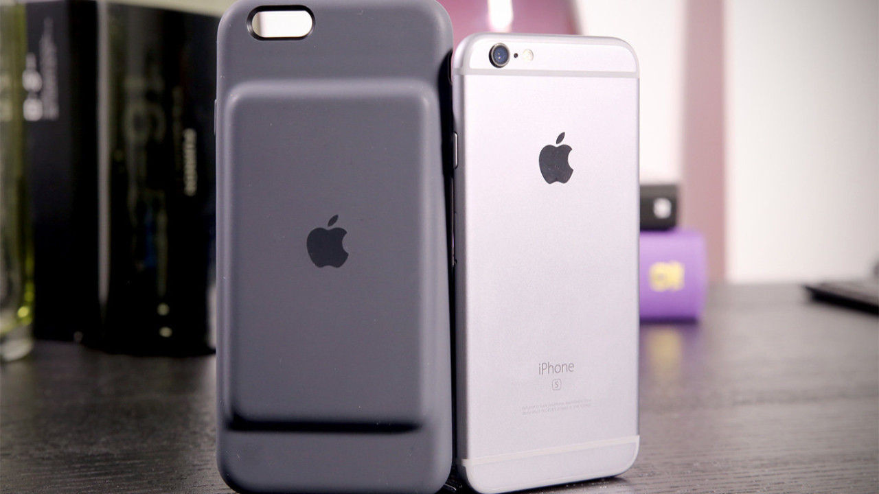 Apple Smart Battery Case Türkiye'de satışa sunuluyor!