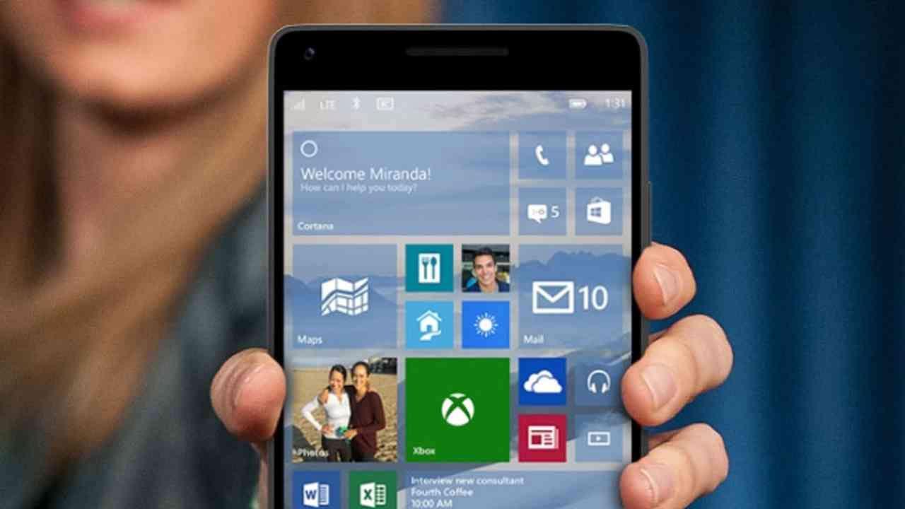 Windows 10 Mobile yolun sonuna geldi!