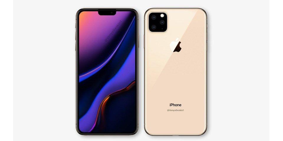 2019 model iPhone ortaya çıktı! - Page 1
