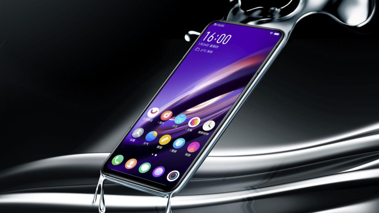 Dünyanın en ilginç telefonu: Vivo Apex 2019!