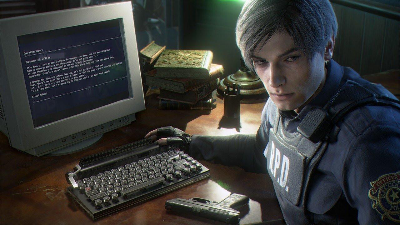 Resident Evil 2 Remake çıkış fragmanı!