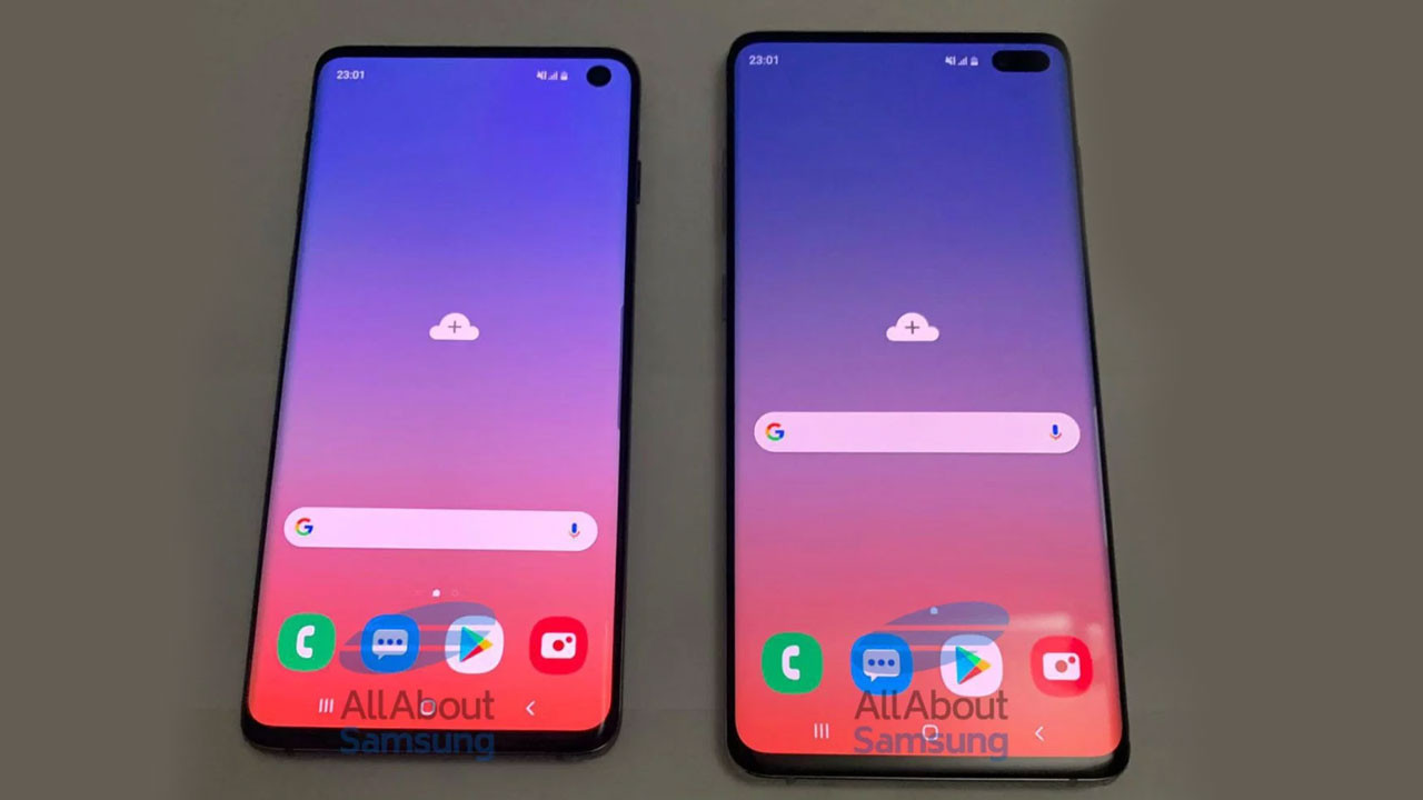 Samsung Galaxy S10 ve S10+ yeniden sızdı