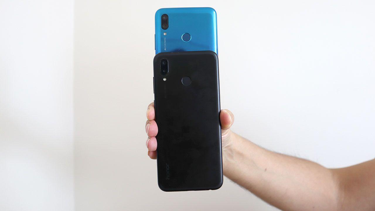 Huawei P smart 2019 ve Honor Play fotoğraf örnekleri! - Page 1