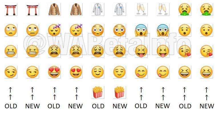 WhatsApp'tan emoji güncellemesi! - Page 2