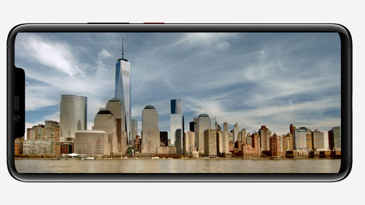 Huawei Mate 20 Pro AI video özellikleri