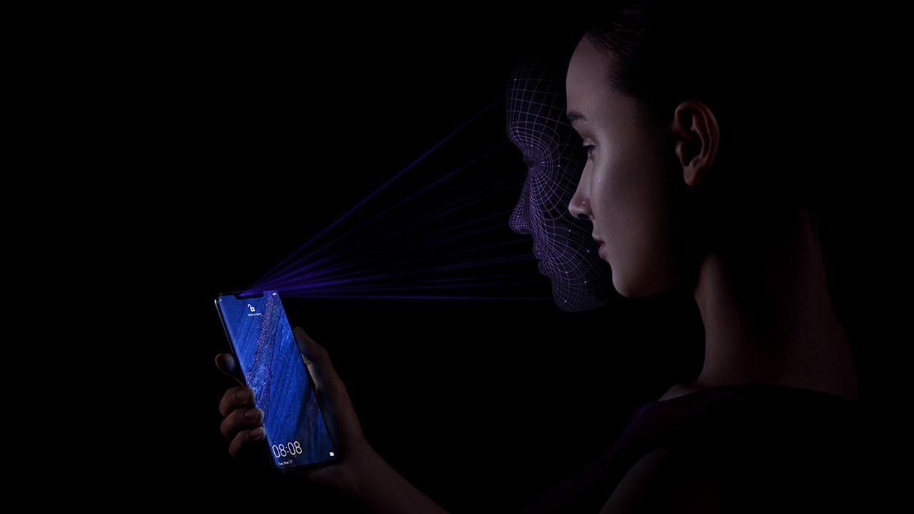 Huawei Mate 20 Pro yüz tanıma fonksiyonları