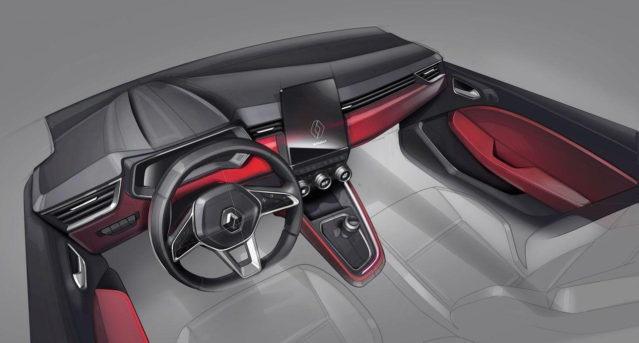 Beşinci nesil Renault Clio iç mekanına göz atalım - Page 2