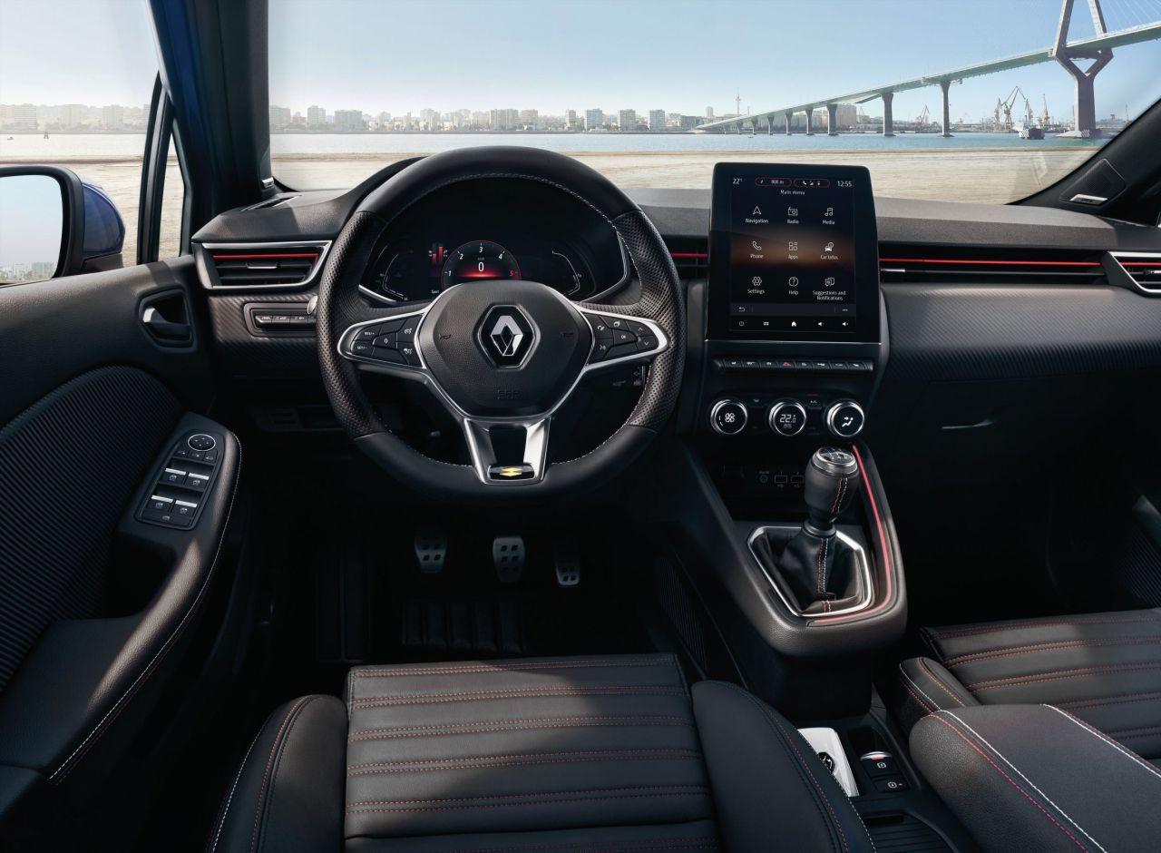 Beşinci nesil Renault Clio iç mekanına göz atalım - Page 3