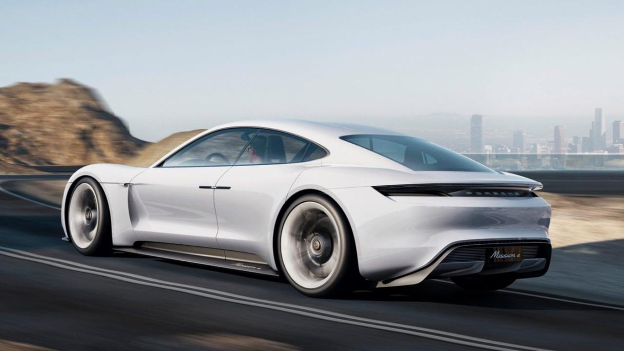 Porsche'nin Türkçe isimli otomobili TAYCAN'dan yeni detaylar!