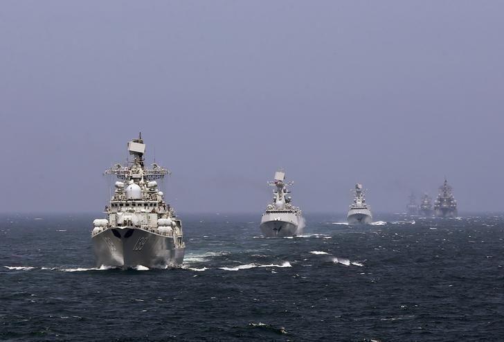 Çin dünyanın en güçlü deniz silahını denedi! - Page 1