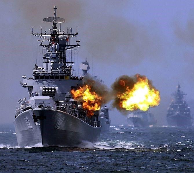Çin dünyanın en güçlü deniz silahını denedi! - Page 2