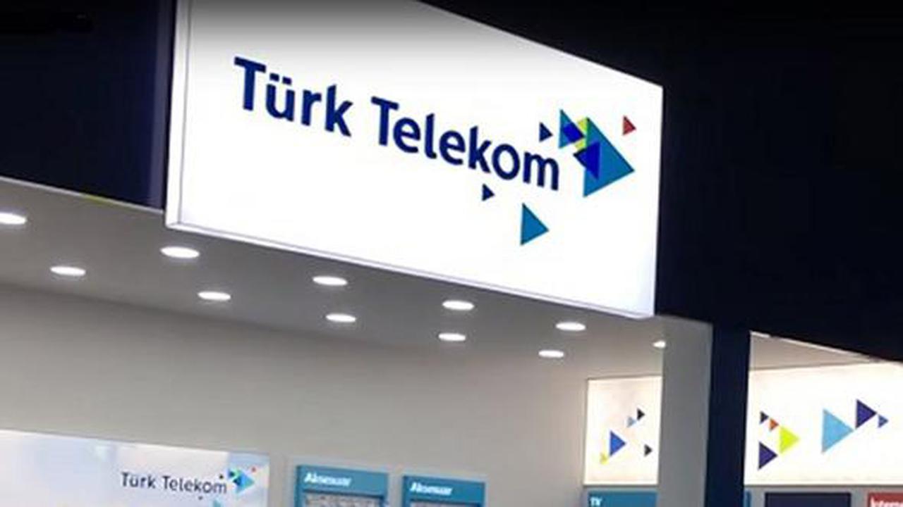 Türk Telekom'dan son çeyrekte 2,2 milyar TL net kâr!