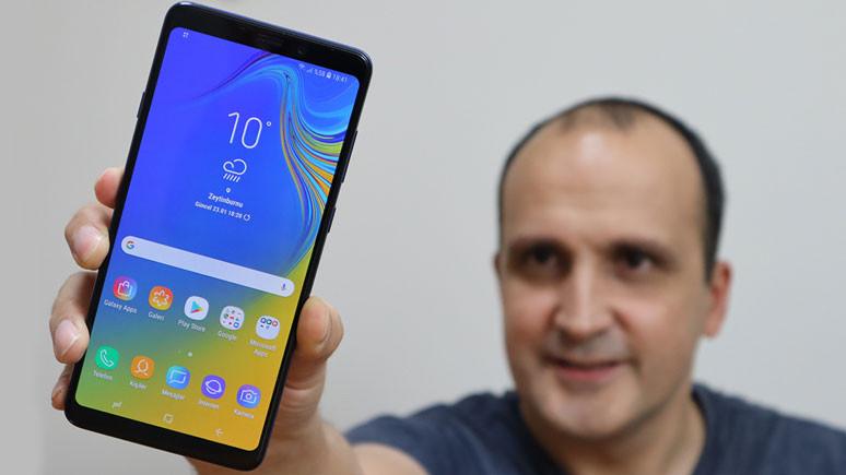 Samsung Galaxy A9 (2018) incelemesi (video) 2