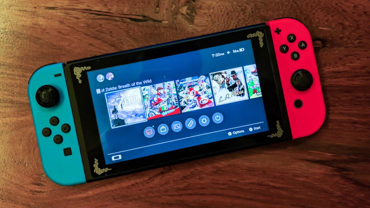 Mini Nintendo Switch yolda!