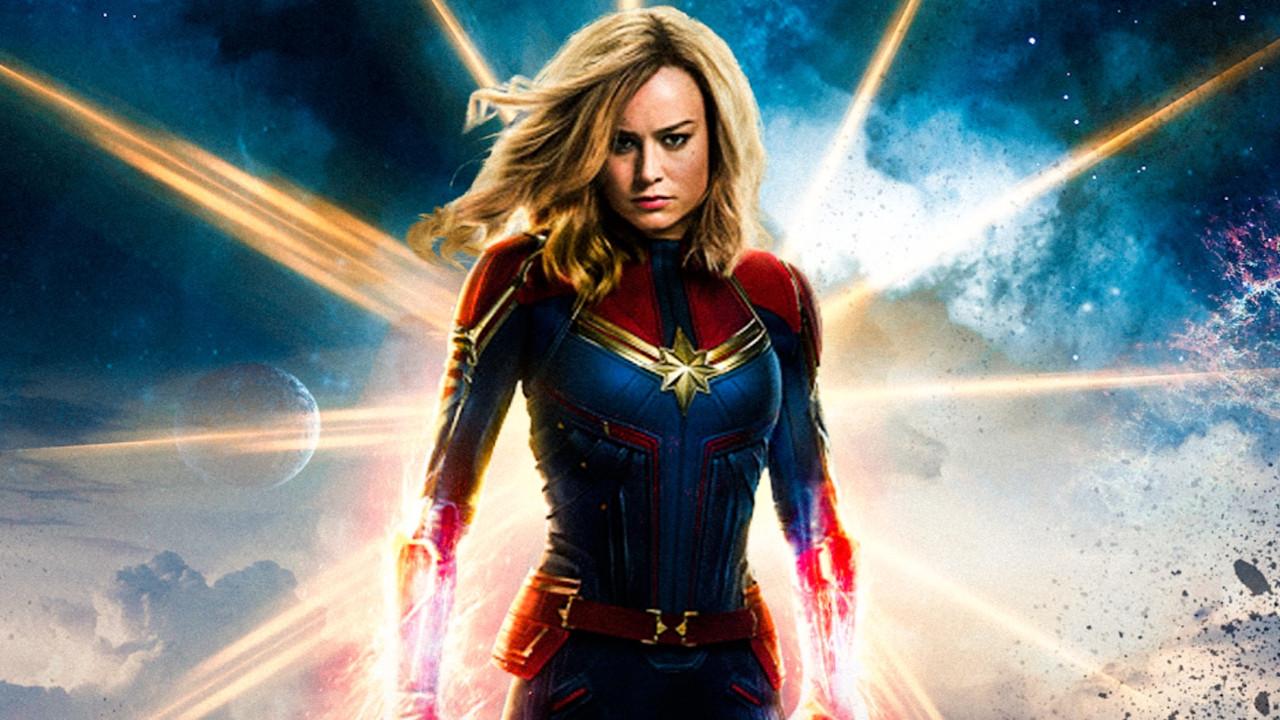 Captain Marvel'dan aksiyonu dolu yeni klip!