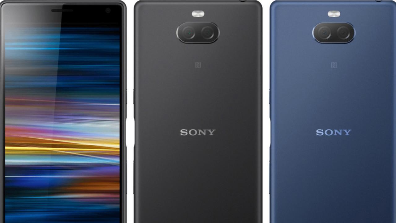 Sony Xperia XA3'ün tasarımı sızdırıldı!