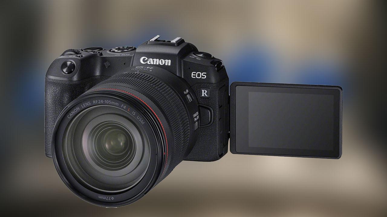 Canon'dan ikinci full frame aynasız geldi: EOS RP