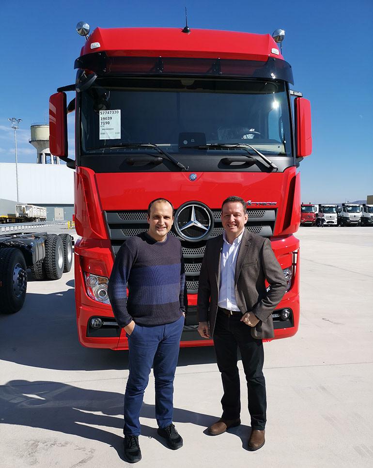 Mercedes Benz Türk Ar-Ge Direktörü Mustafa Üstertuna