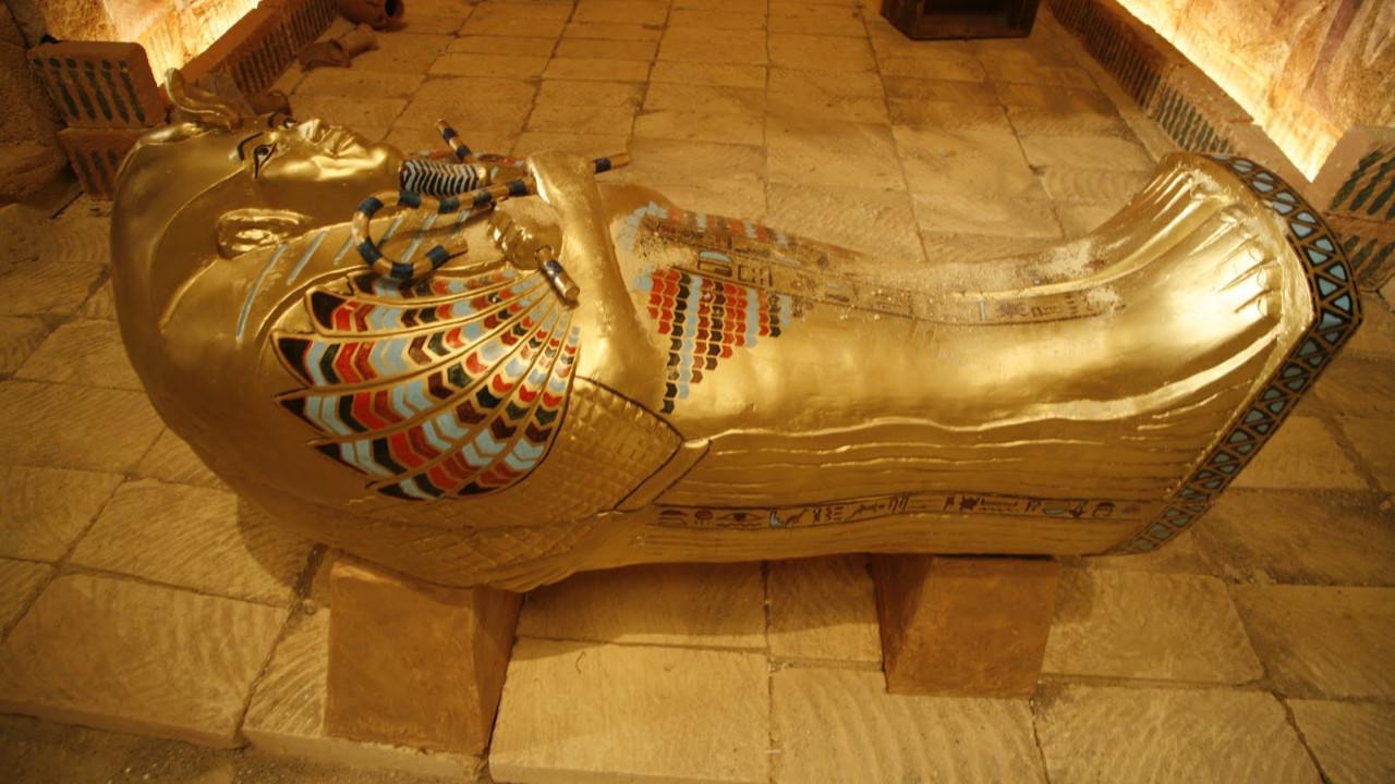 Mısır ABD'den firavun dönemine ait lahiti geri alacak!