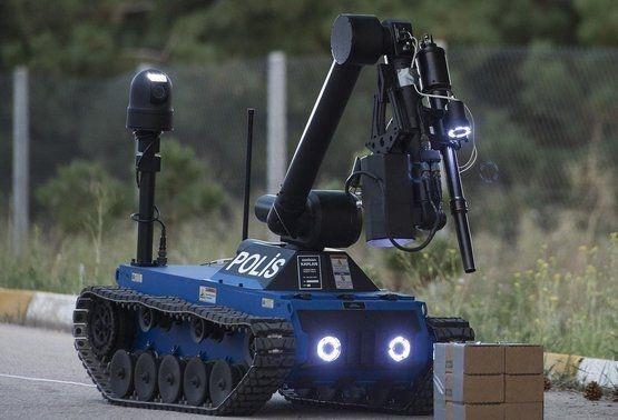 Yerli bomba imha robotu: Ertuğrul! - Page 2