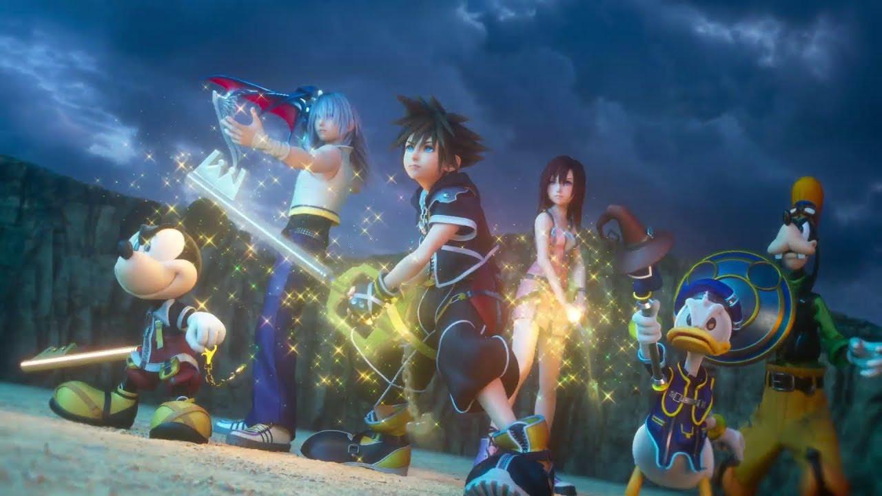 Kingdom Hearts 3'ün fiyatı düştü!