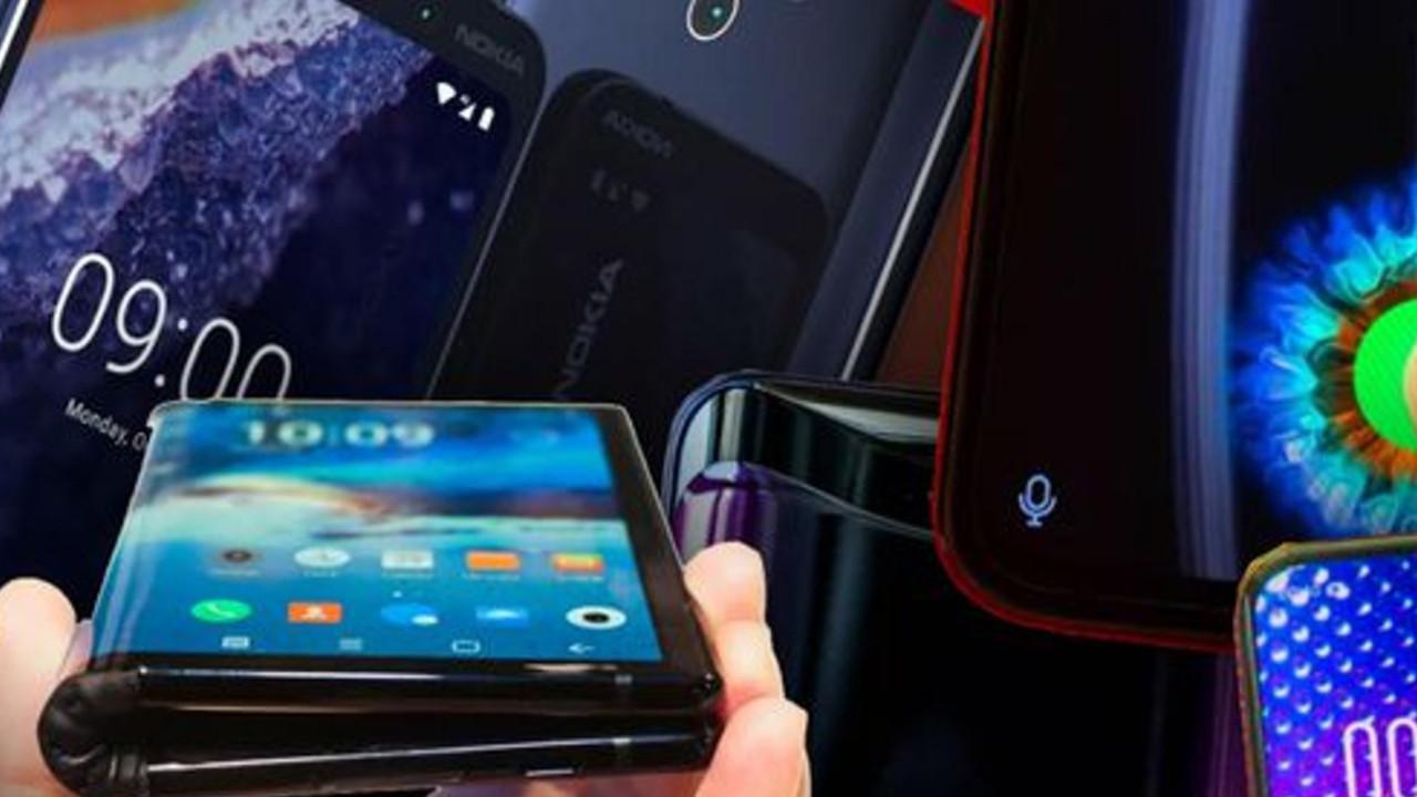 MWC 2019'da bu telefonlar tanıtılacak!