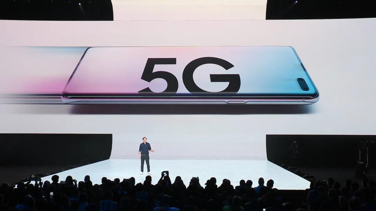 Samsung Galaxy S10 5G bizlere neler sunuyor?
