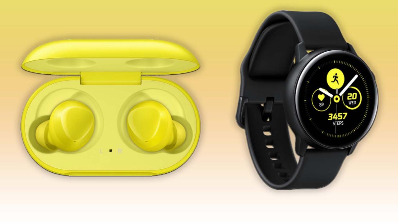 Samsung'dan akıllı yaşam için Galaxy Watch ve Buds!