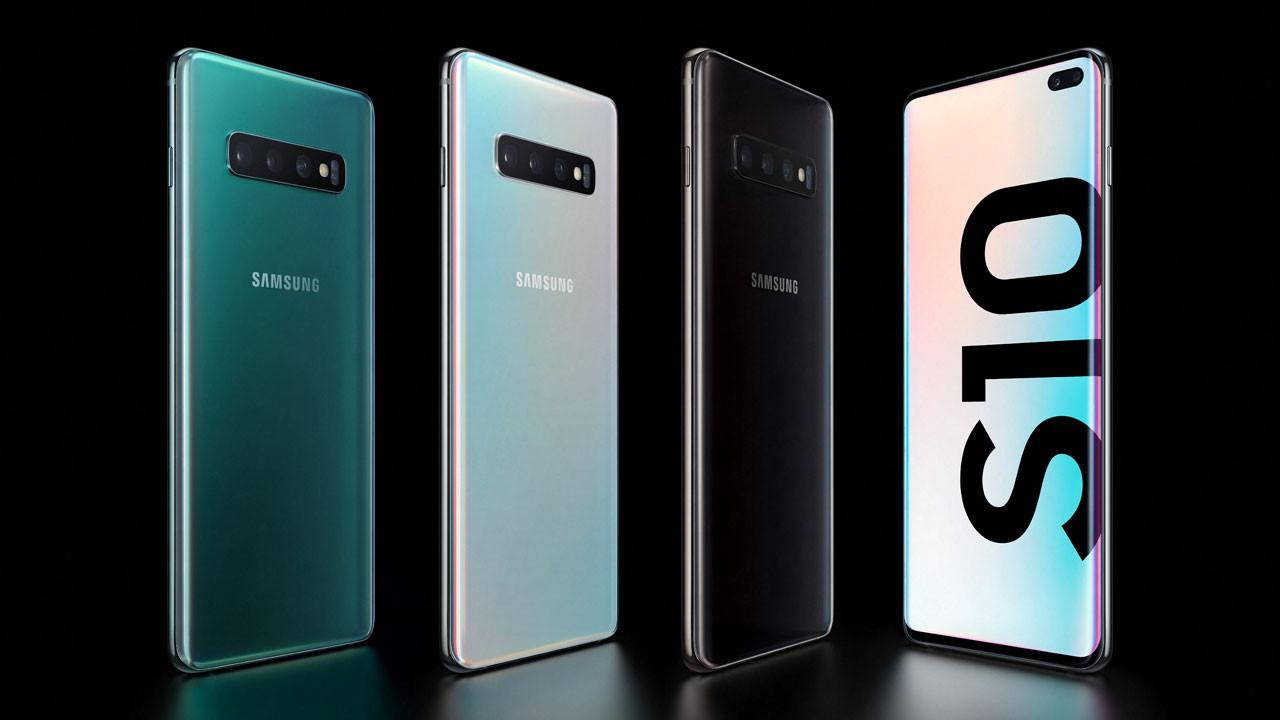 Samsung Galaxy S10, S10e ve S10+ kameralarını karşılaştırdık
