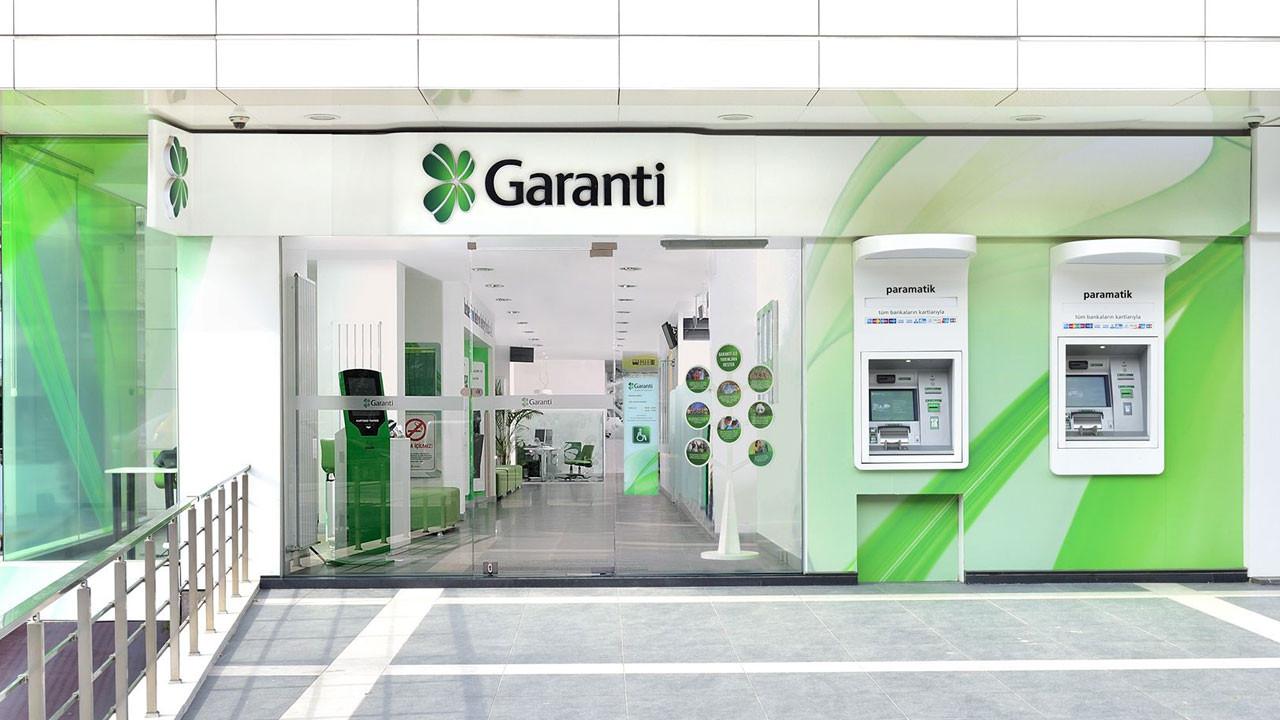 Garanti Bankası 2 saat için kapanıyor!