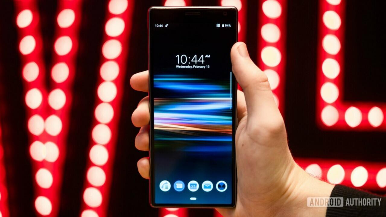 4K ekranlı Sony Xperia 1 tanıtıldı!