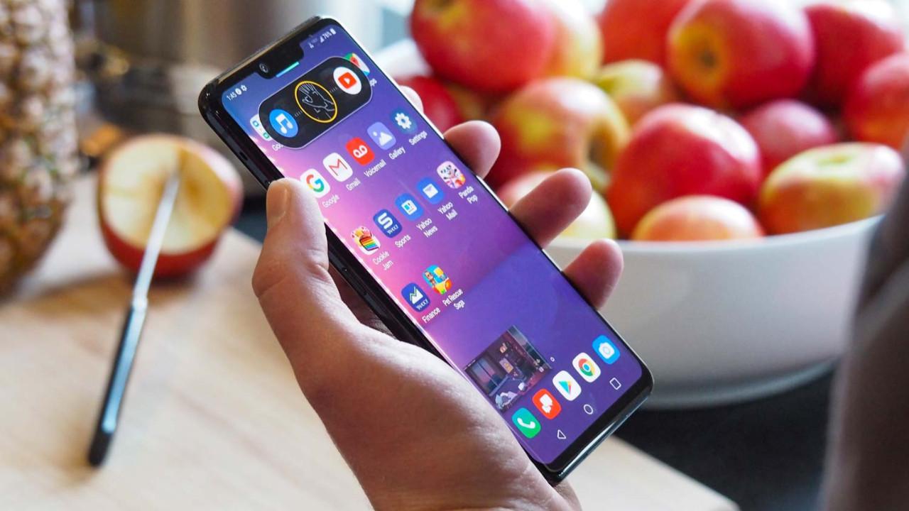 Çıkarılabilir ekranlı telefon: LG V50 ThinQ 5G!