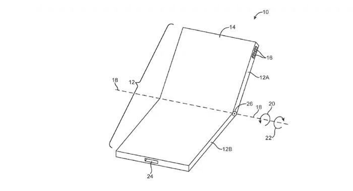 Apple'ın katlanabilir telefonunundan ilk görüntü! - Page 1