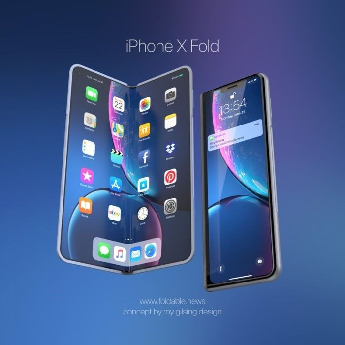 Apple'ın katlanabilir telefonunundan ilk görüntü! - Page 2