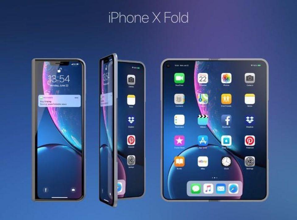 Apple'ın katlanabilir telefonunundan ilk görüntü! - Page 4