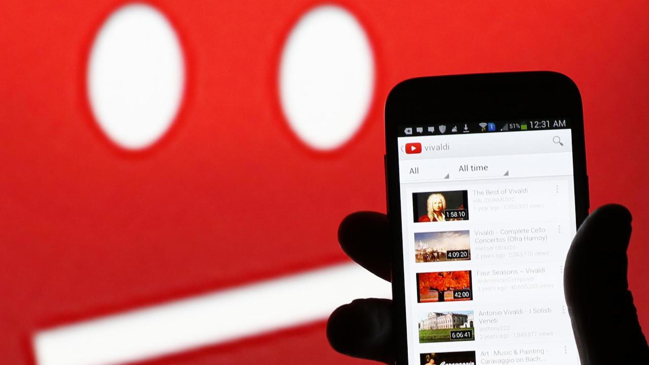 YouTube o kanallara reklam vermeyecek!