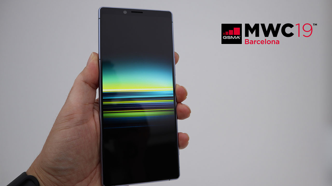 Sony Xperia 1 elimizde! (video)