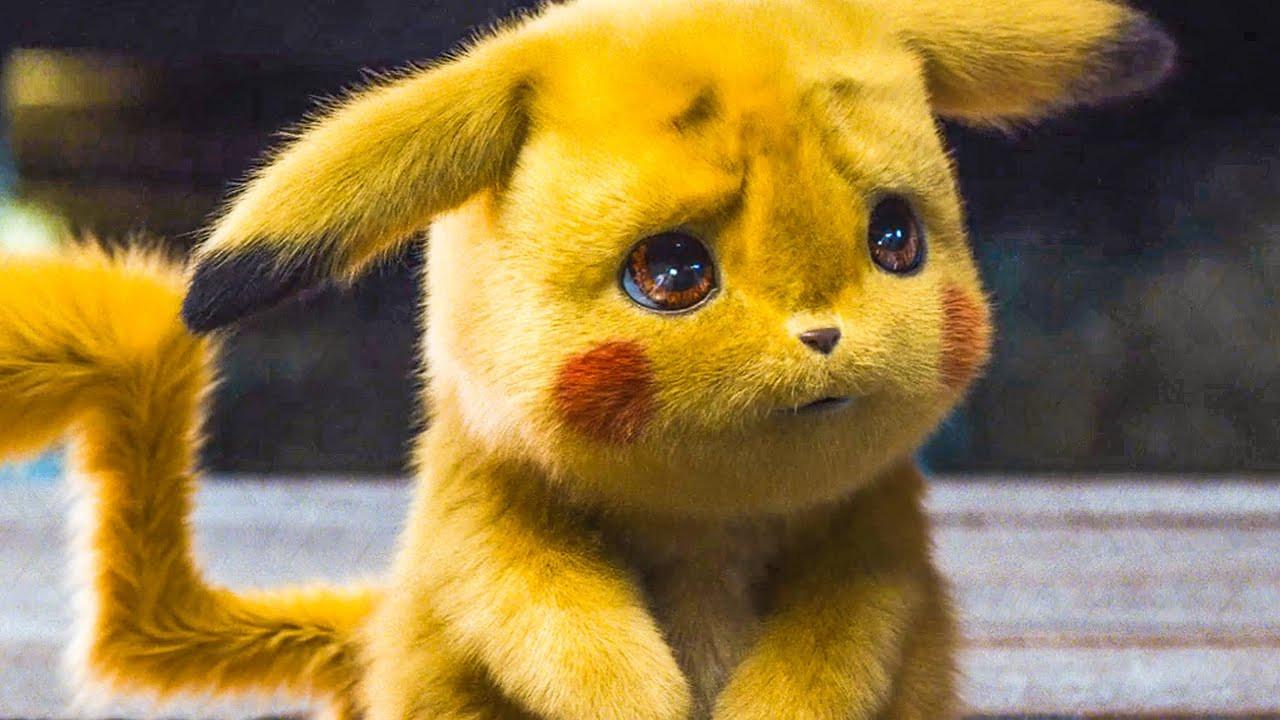 Pokemon Detective Pikachu'dan yeni fragman!